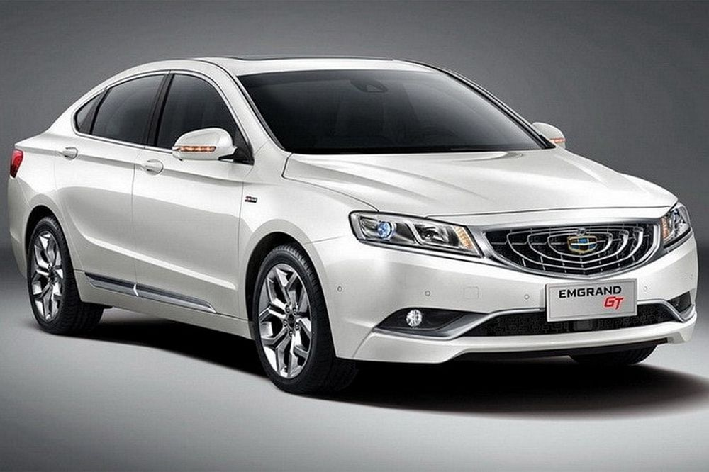 Geely Emgrand GT 2019