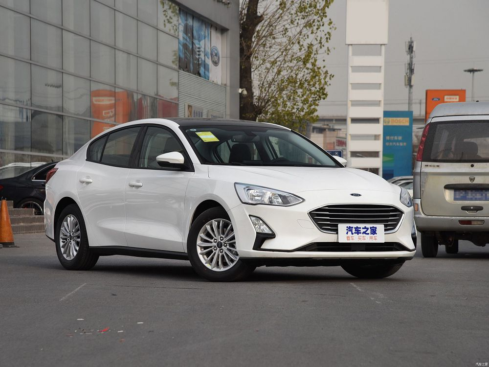 Ford Focus (седан) 2019