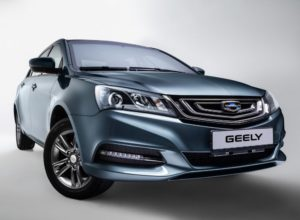 Geely Emgrand 7 2020