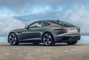 Jaguar F-Type 2021